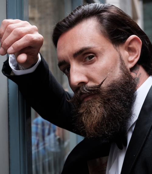 LEEDS Modelling Agency - Male Fashion Model  Image