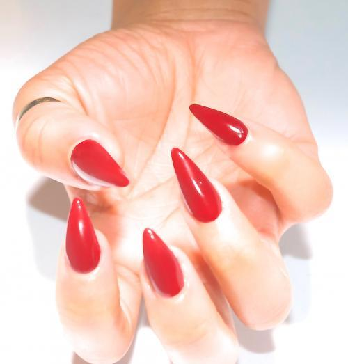 The Perfect set of Acrylic Nails  Image