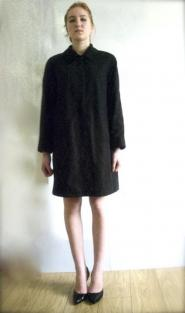 Autonomy -  Black - Size 14 -Three Quarter-Coat -Jacket -Classic Collection -  glam shop - Vintage  013GSV Image