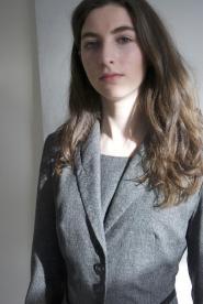 027GSV- WORK- Grey Next work dress and jacket Image