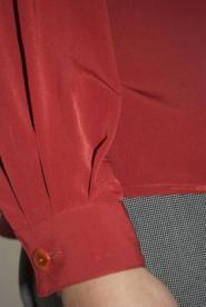 018GSV-Work-Burnt Orange-Blouse-Aquascutum Image