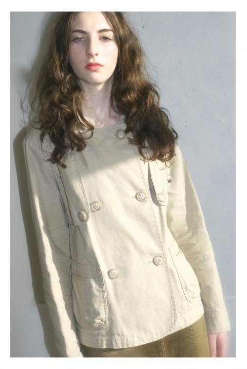 fa7180b347 John Rocha Size 12 - Jacket - Coat - Beige -Three quarter Jacket ...